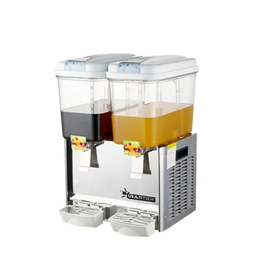 Juice Dispenser 2 Bowl JCD-230