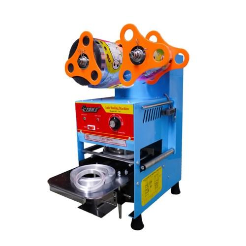 Mesin Press Gelas Cup Otomatis ROYAL ET-A9