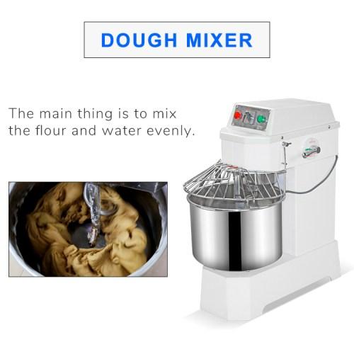 Spiral Mixer Roti ROYAL SM-DH 3
