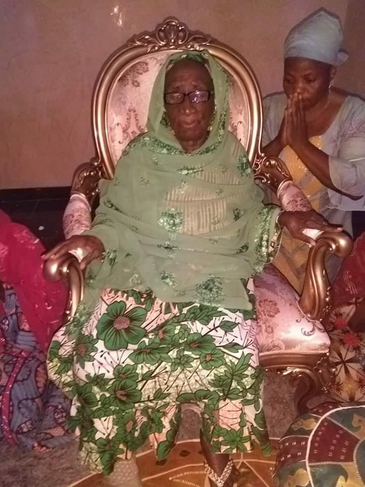 SAD... Emir of Ilorin loses mum