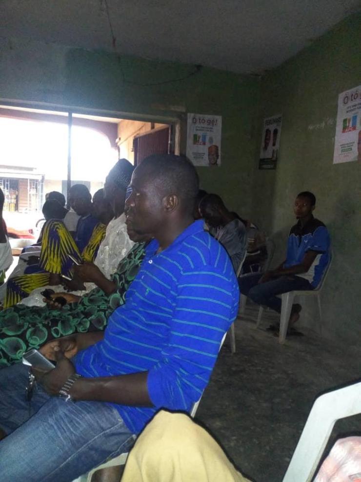Group tasks Kwara Governor on good governance