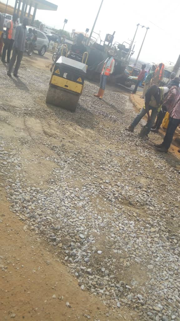 Kwara Gov. releases N20m to fix township roads (PHOTOS)
