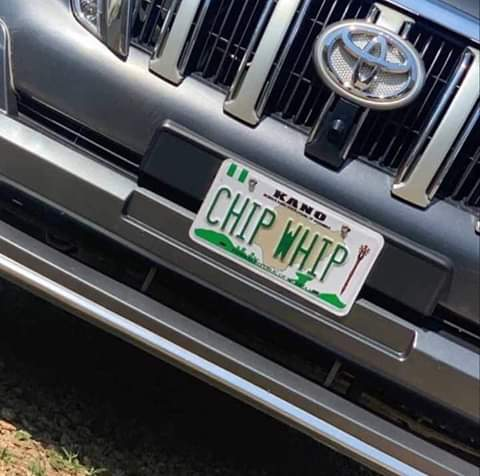 FRSC: Who issued this number plate?