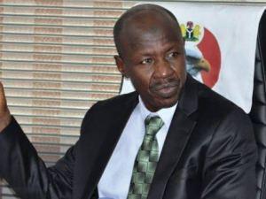 EFCC boss, Ibrahim Magu arrested