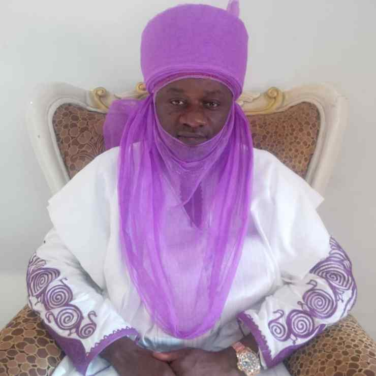 Updated: Emir's eldest son, Ciroman Ilorin clocks 54