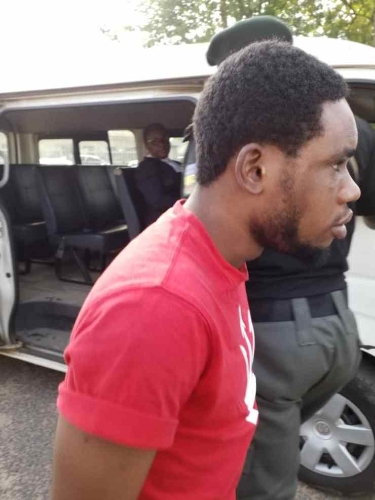 BREAKING.... Court sentences two 'Yahoo Yahoo' boys to 6months jailterm in Ilorin