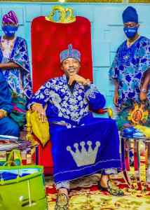 SHOCKING.... Oluwo of Iwo releases another epistle to Africans, adds new titles