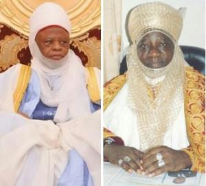 Emir Sulu-Gambari salutes Lamido of Adamawa over 10yrs coronation anniversary