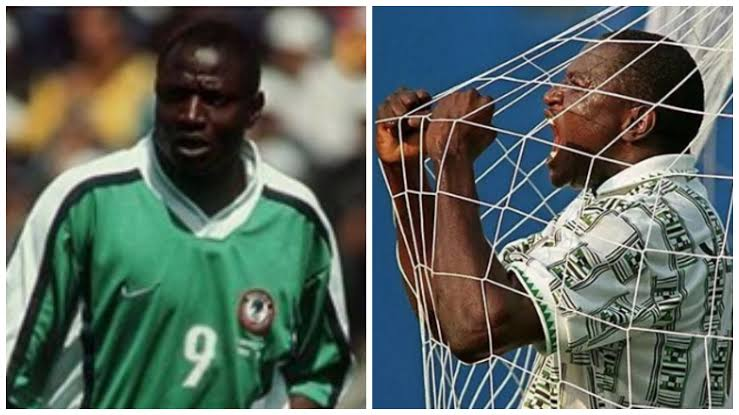 Late Rashidi Yekini's family receives alert after NFF promised N30,000 monthly stipend