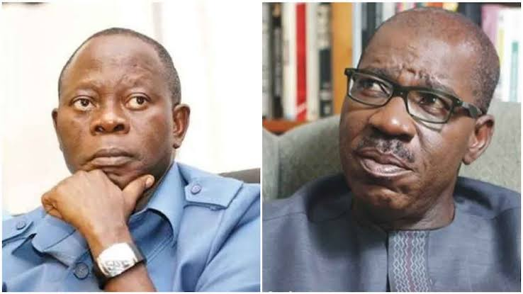 BREAKING....APC screening committee upholds Obaseki's disqualification