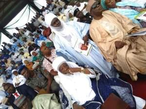 Emir of Ilorin commiserates with Kwara govt over CoS, Aminu Logun's death