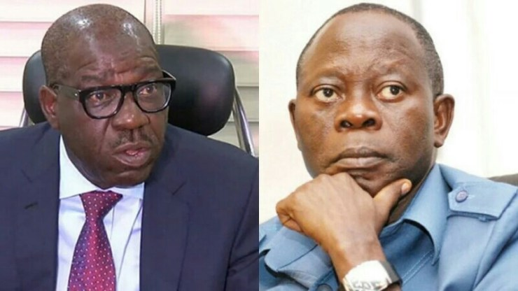 Oshiomhole has no Pry 6. certificate--- PDP