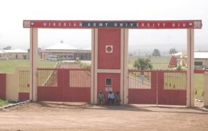 Senate passes Nigerian Army varsity bill
