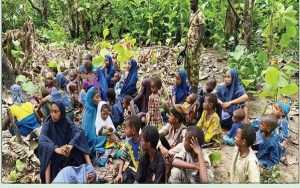 100 kidnap victims rescued from hideout around Kogi-Nasarawa boundary
