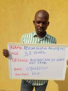 BREAKING..... FBI internet fraudster gets 2yrs jailterm