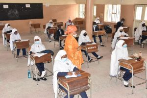 FG restricts SS1, SS2 students from writing examinations