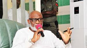 Amotekun won't operate under community policing — Akeredolu tells IGP