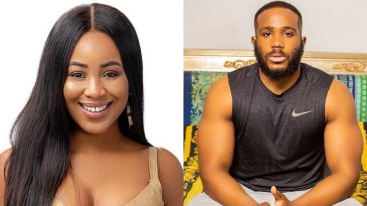 BBNaija: Kiddwaya caught in video sucking Erica's breast