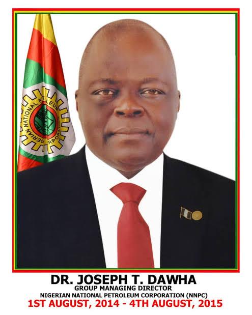 Ex-NNPC GMD, Joseph Dawha is dead