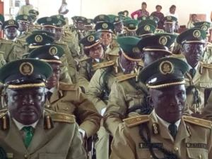 Nigerian Correctional Service promotes 62 officers