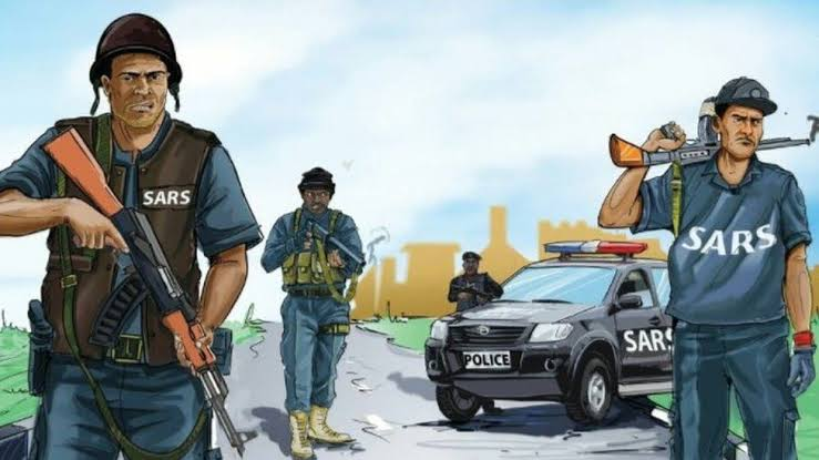 This is another heartbreaking narration about Nigeria Police