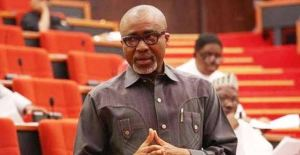We're not worried by Gov Umahi's defection to APC --Abaribe