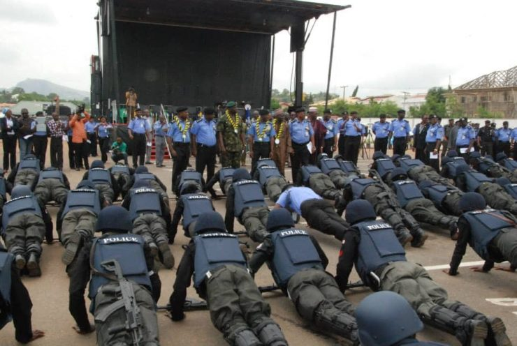 How police plan to ensure crdedible election in Edo