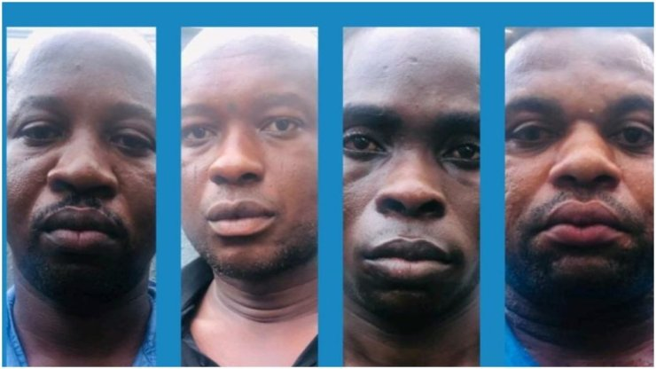 Bullion van robbery: Police nab soldiers, 'mosquito', others