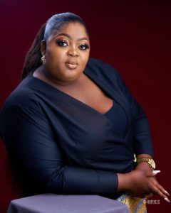 Actress, Eniola Badmus shares stunning birthday photos
