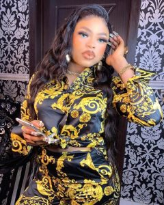BBNaija: Bobrisky promises to triple airtime of anyone who gives Ozo and Kiddwaya 100 votes each