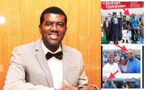 Reno Omokri reacts to alleged invitation of Don Jazzy by DSS