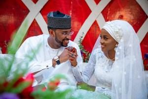 Photos from the wedding of President Buhari's daughter, Hanan