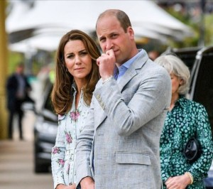 Body found outside Prince William and Kate's house in Kensington Palace lake