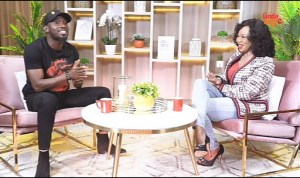 """""""It's one of the most difficult things I've ever encountered as a man"""" Timi Dakolo speaks with Betty Irabor (video)"""