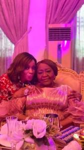 Photos and videos from billionaire businessman, Rasaq Okoya's first wife, Kuburat's 77th birthday party