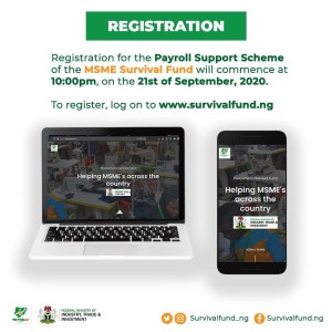 FG opens online portal for Nigerians to access N75billion survival fund