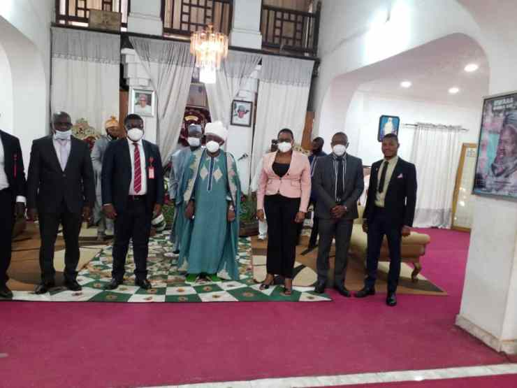 My doors are open for you, Emir Sulu-Gambari tells EFCC boss