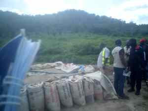 Illegal Mining: Mines Taskforce clamps down on perpetrators