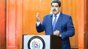 Maduro proposes giving election candidates Russian COVID-19 vaccine