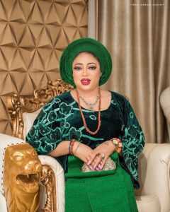 Alaafin of Oyo's wife makes shocking revelations about her 81yr-old husband