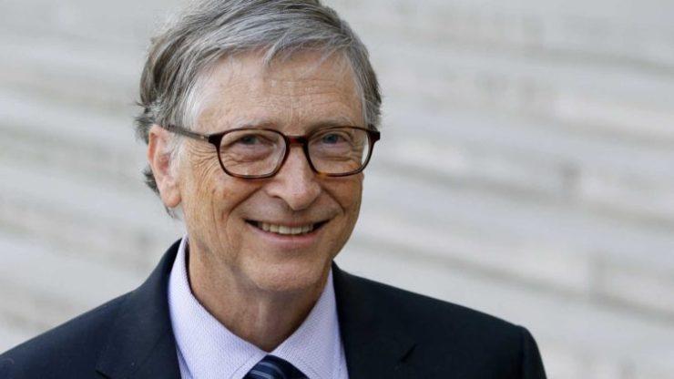 Bill Gates says pandemic conspiracies 'Crazy and evil'