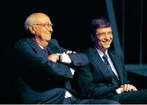 Bill Gates loses father, aged 94