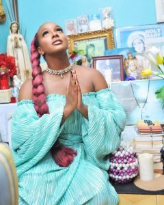 """""""I'm tired of people telling me what to do"""" – DJ Cuppy cries out"""