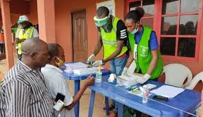 Edo election: Presiding officers insist on no face masks, no voting