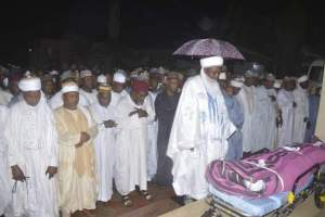 Former Sokoto Governor, Wamakko's 23-Year-Old Daughter Dies During Childbirth