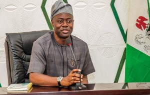 #EndSARS: Governor Makinde bars police from engaging protesters in Oyo