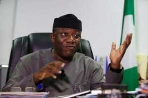 Focus on improving the lots of Nigerian Students, Fayemi tells new NANS President