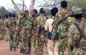 Army kill 18 militants in southern Somali