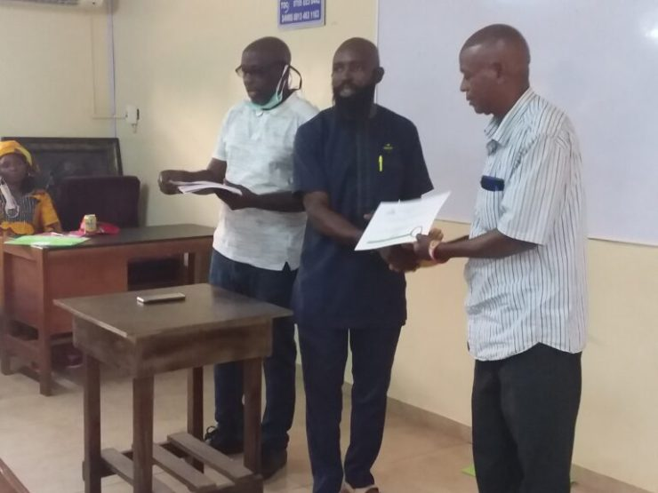 Okomu Oil company gives 35 indigent students bursary awards in Edo