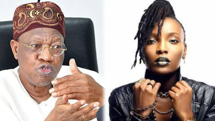 """How can a """"minister of information"""" be so """"misinformed""""?- DJ Switch attacks Lai Mohammed"""